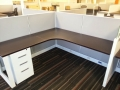 Segmented Cubicle Install 6