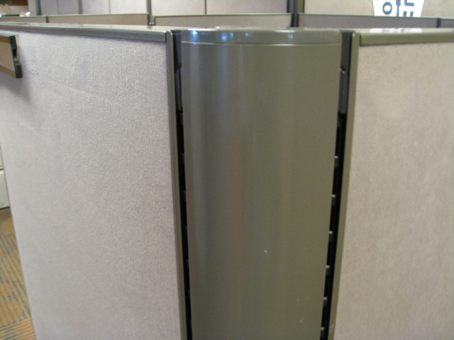 Used Herman Miller AO2 6×6 54 high