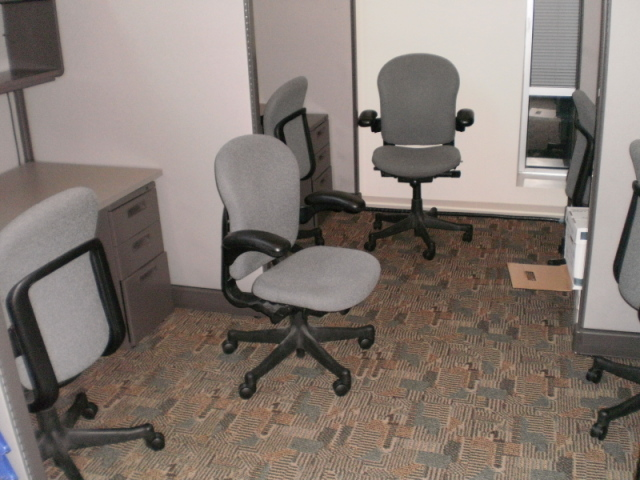 Used Herman Miller AO2 in Cleveland Ohio