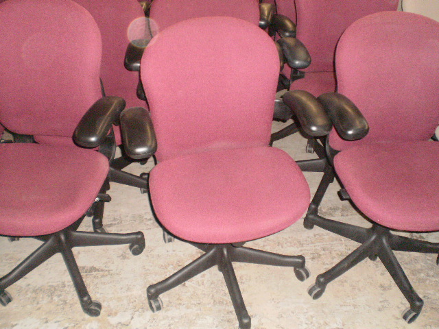 Used Herman Miller Reaction Chairs