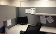Used Nvision Cubicles, 6X6