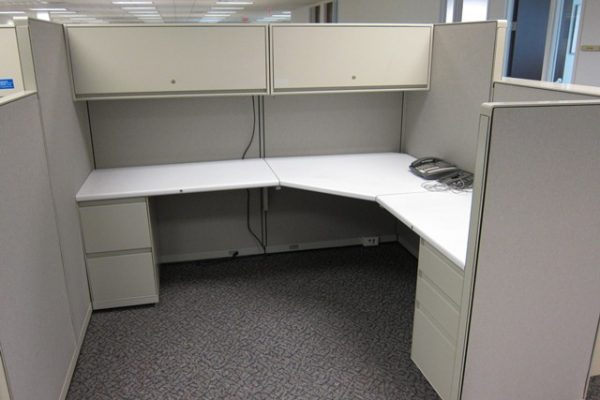 Used Steelcase 9000 Cubicles
