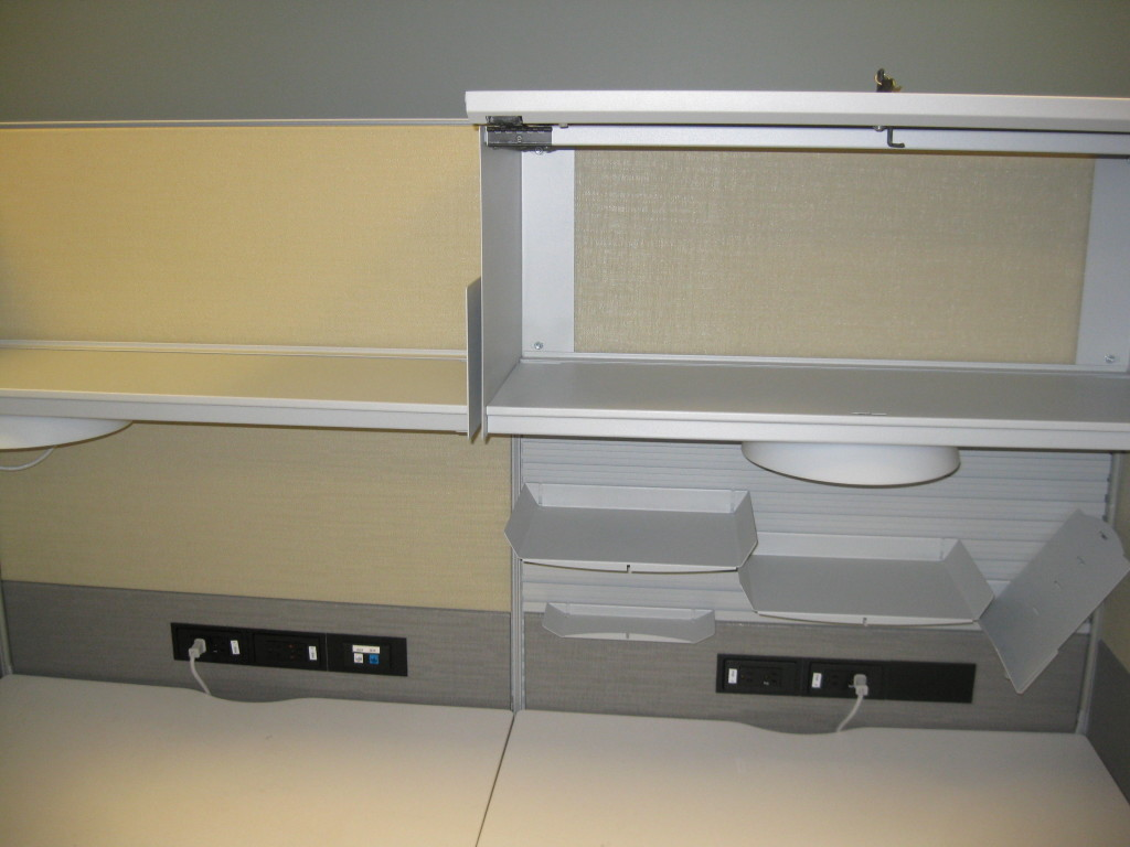 Teknion 6×8 cubicles