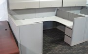 Used Knoll Morrison 8×8 Workstations