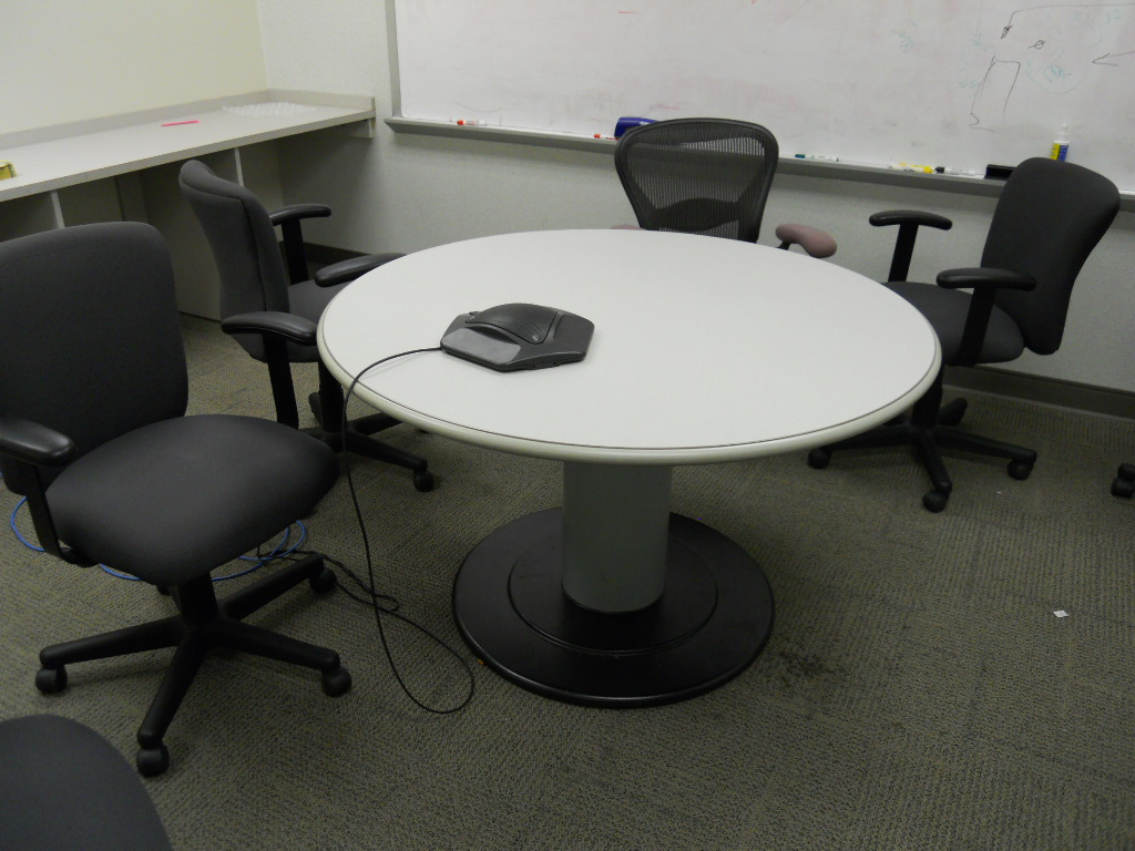 Used Steelcase Context 6.5 x 6.5 workstations