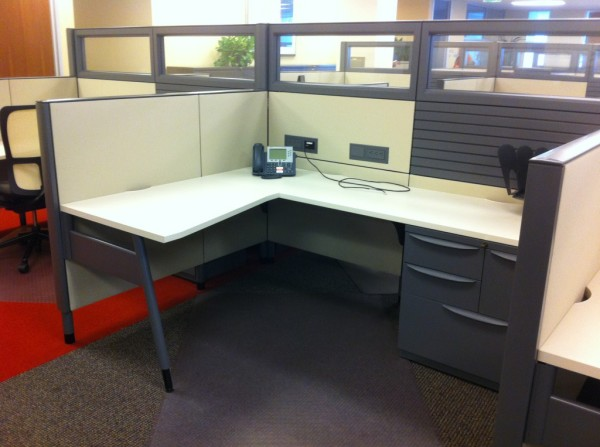 Pre-owned Haworth Premise Benching Systems