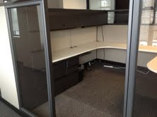 Used Knoll Dividends 6×6 or 6×8 Cubicles