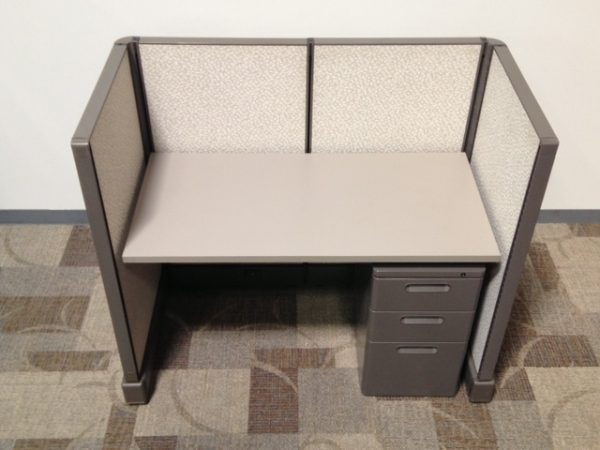 Pre-owned Herman Miller 2.5×4 Call Center Cubicles