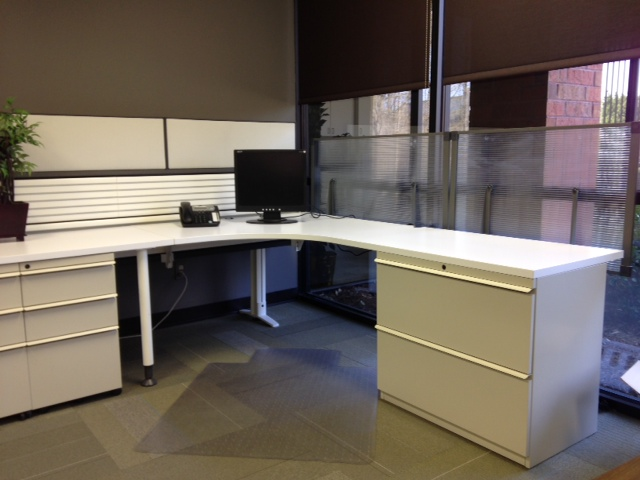 Used Knoll Currents and Morrison Cubicles