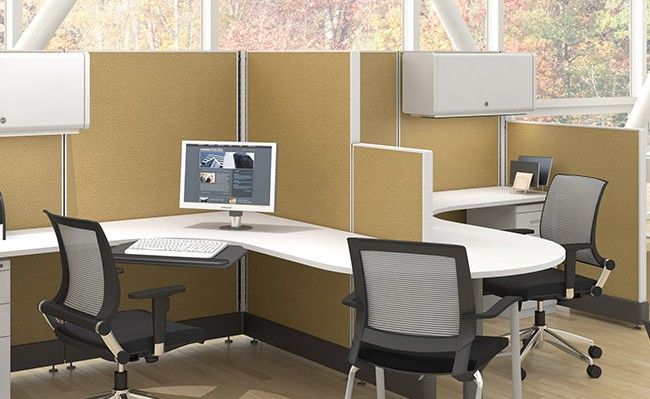 New Cubicles Starting at $499 Each