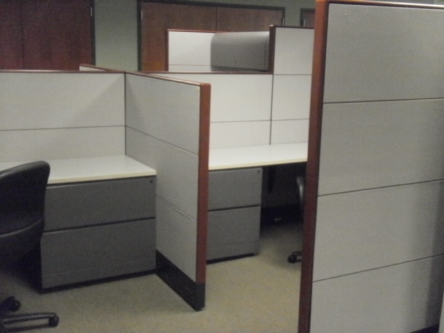 7×7 Knoll Reff Cubicles