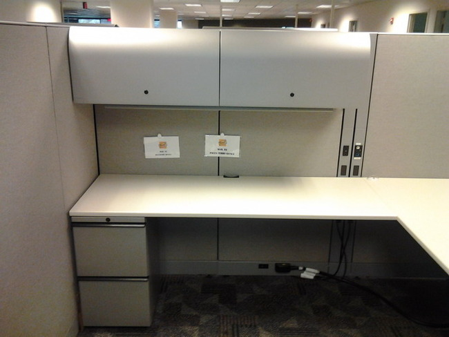 Beautiful Knoll Morrison Cubicles