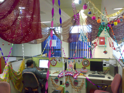 Top 10 Craziest Decorated Cubicles