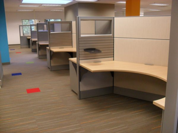Used Haworth Premise Cubicles, Very Nice