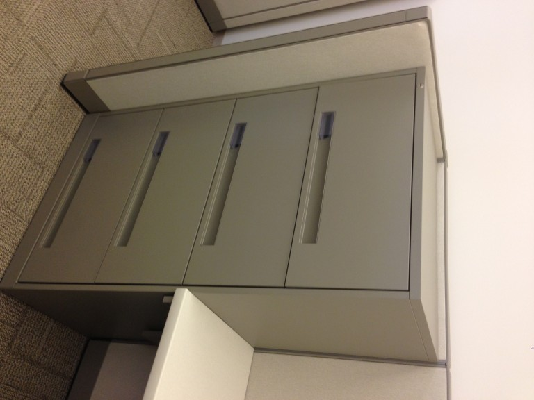 Used Steelcase 9000 Enhanced Cubicles