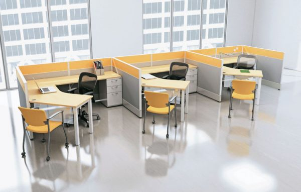 What Are the Top Office Cubicle Brands?