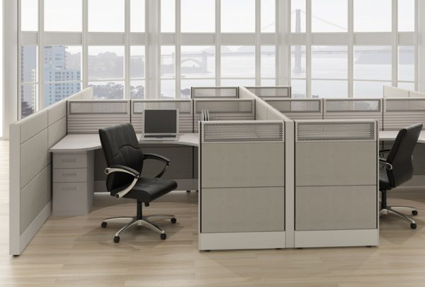 Do Refurbished Cubicles Make More Sense than New?