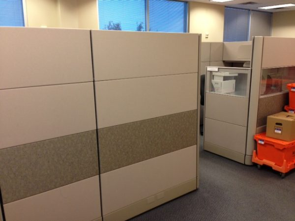 Herman Miller Cubicles