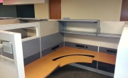 Gorgeous Teknion Leverage Cubicles 6X8's
